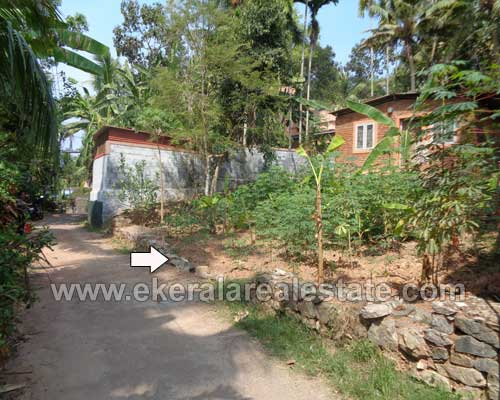 Thiruvananthapuram Real estate Sreekaryam Properties Tar Road Frontage land at Sreekaryam