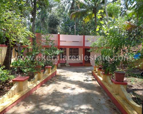 Thiruvananthapuram Properties 16 cents Residential land with house for sale at Balaramapuram Trivandrum