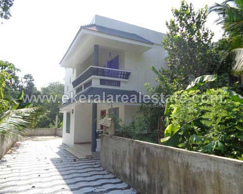Thiruvananthapuram Properties Residential house for sale at Poojappura Trivandrum
