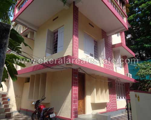 Thiruvananthapuram Properties Residential used House for sale at General Hospital Junction Trivandrum