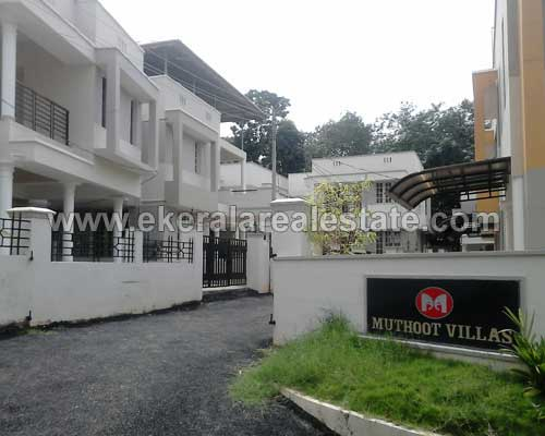 Ready to move villas in Mukkola Mannanthala trivandrum Mannanthala real estate