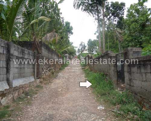 Trivandrum Properties 7 cents House Plot sale at Puliyarakonam trivandrum