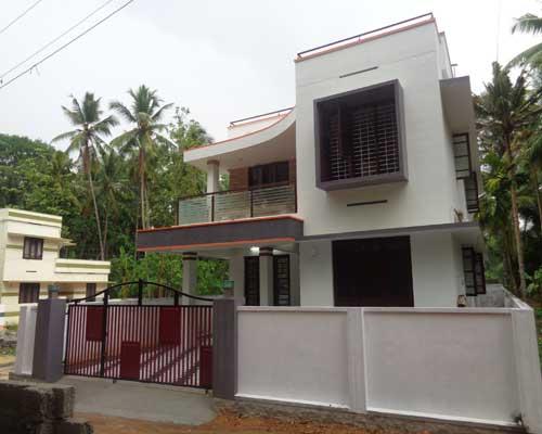 Trivandrum Properties 4 BHK residential House sale at Vattiyoorkavu trivandrum