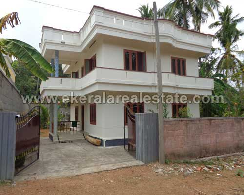 Trivandrum Properties 3 BHK residential House sale at Kallambalam trivandrum