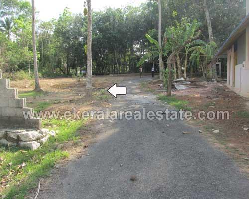 Properties in attingal Trivandrum Plot for sale avanavanchery attingal