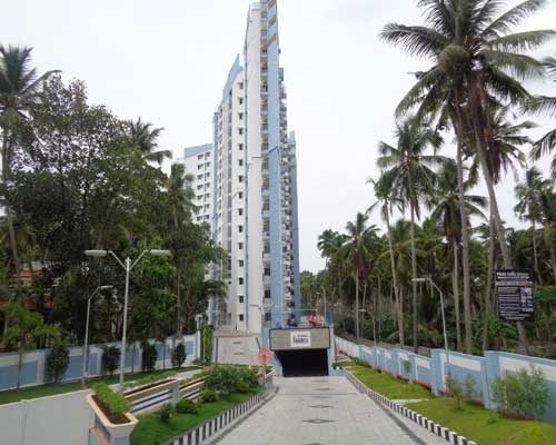Trivandrum real estate properties kariavattom apartment for sale near technopark