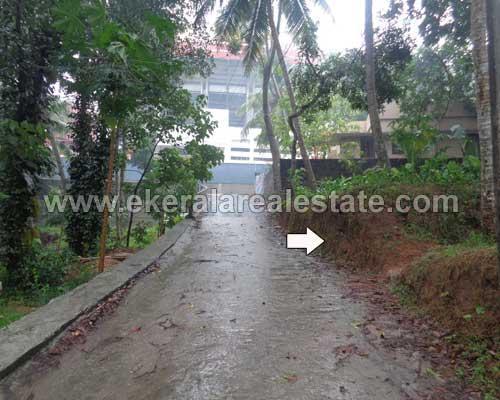 Trivandrum Kariavattom near international stadium Land plot sale Kerala Properties