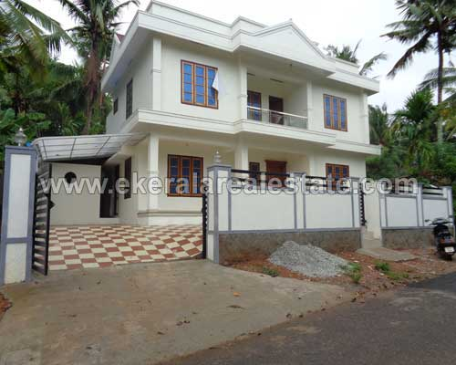 Trivandrum Enikkara near Peroorkada Independent House sale Kerala Properties