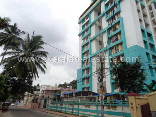 Kerala real estate Properties Trivandrum Jagathy Luxury flat for sale