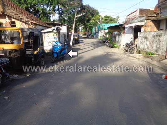Road frontage land in Sreevaraham near NH Bypass Trivandrum Kerala real estate Properties