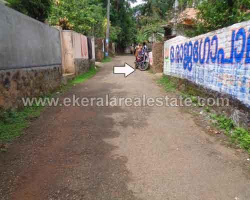 Kerala real estate Properties House land and plot at Poozhikunnu near Pappanamcode
