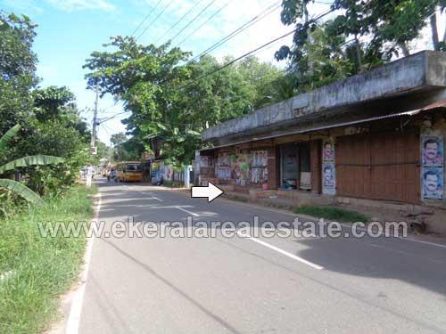 Trivandrum Properties Kerala Shop and land at Vilappilsala Peyad Trivandrum