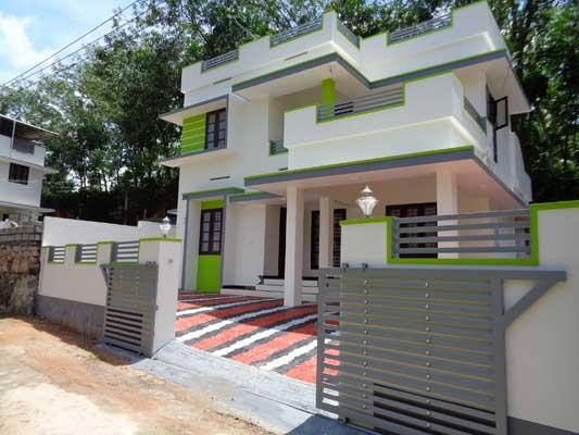 Trivandrum properties Kerala Njandoorkonam Sreekaryam Trivandrum Residential New house for sale