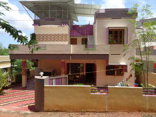 Trivandrum properties Kerala Njandoorkonam Sreekaryam Trivandrum Fully Furnished house for sale