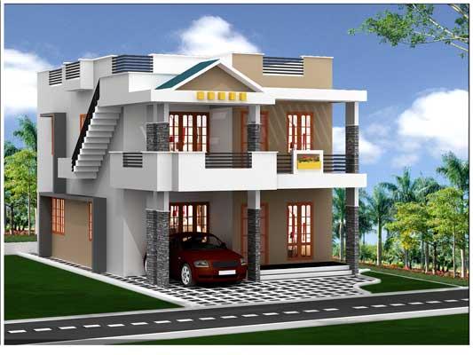 Trivandrum properties Kerala Kazhakuttom near Technopark Trivandrum Posh Villas for sale