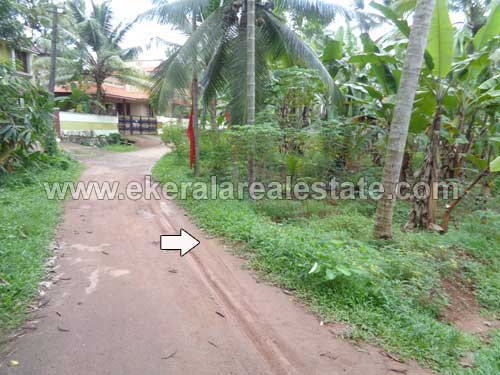 Trivandrum properties Kerala Enikkara near Karakulam Trivandrum Residential land for sale