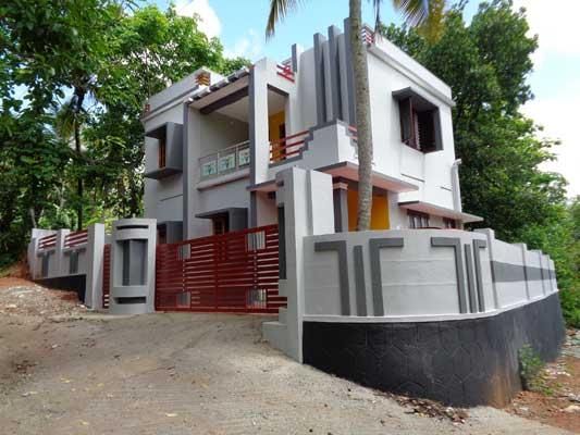 Kerala Real estate Trivandrum Newly Built House sale in Manamboor Kallambalam Trivandrum