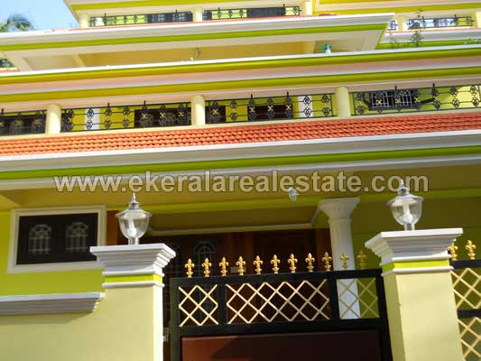 Kerala Real estate Trivandrum Newly Built House sale in Karamana Trivandrum
