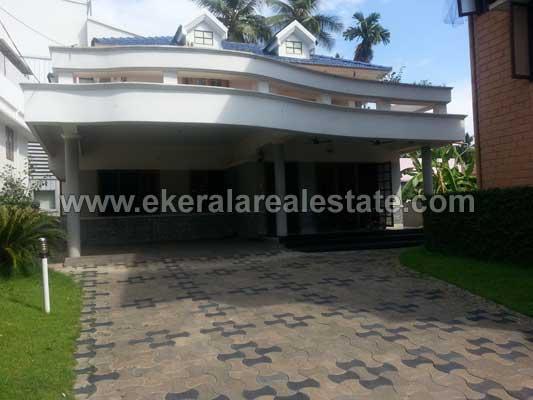 Kerala Real estate Trivandrum 5 BHK Used House sale in Vanchiyoor Trivandrum Kerala
