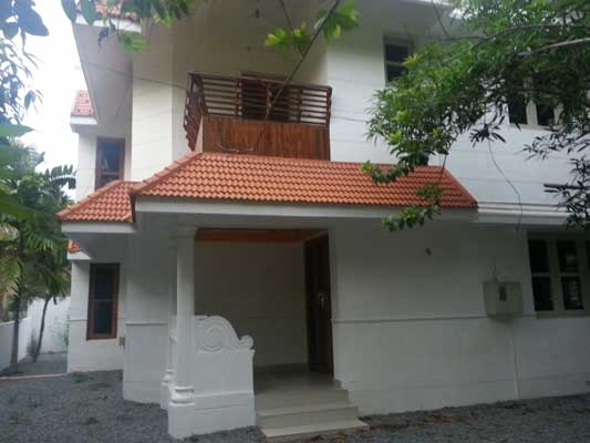 Kerala Real estate Trivandrum Brand New House sale in Poojappura Trivandrum Kerala