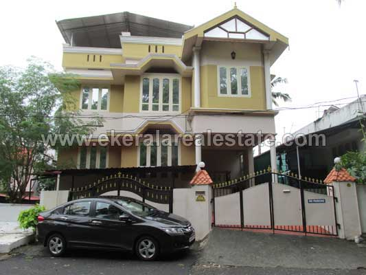 Kerala Real estate Trivandrum Used House sale in Nanthancode Devaswom Board Junction Trivandrum