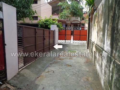 Kerala Real estate Trivandrum Used House with land sale in Chettikulangara near Over Bridge Trivandrum