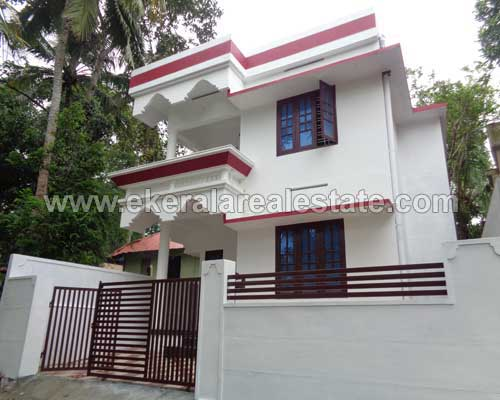 Kerala Real estate Trivandrum New House sale in Kattaikonam near Pothencode Trivandrum