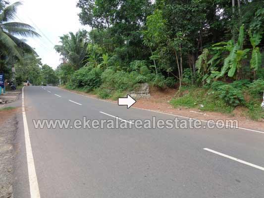 Kerala Real estate Properties 21 cents Land at Chemboor Kattakada Trivandrum Kerala