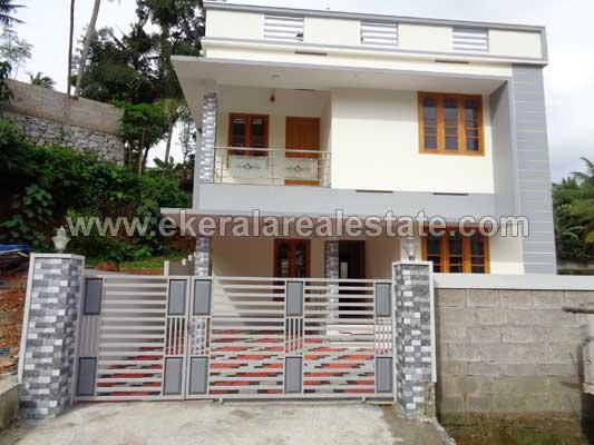 Kerala Real estate Properties Independent House at Moonnamoodu Vattiyoorkavu Trivandrum