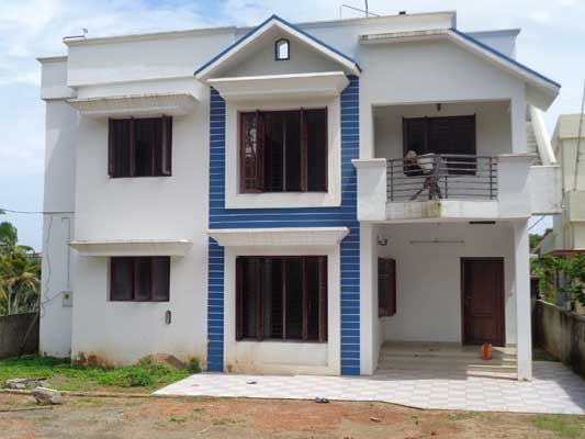 Residential 4 Bedrooms House at Mudavoorpara near Balaramapuram Trivandrum