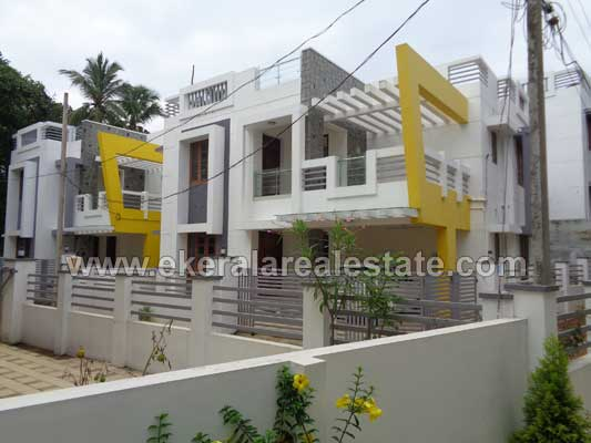 Luxury Newly Built Furnished Villas for Sale at Thirumala Trivandrum