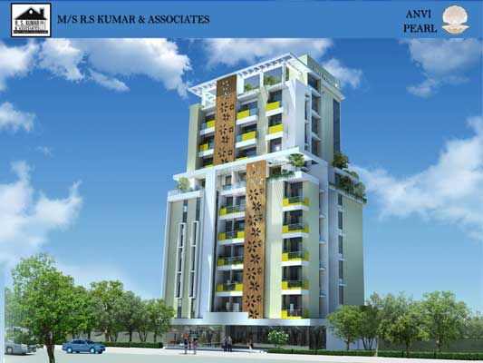 New Apartment for Sale at Pattoor near General Hospital Trivandrum Kerala