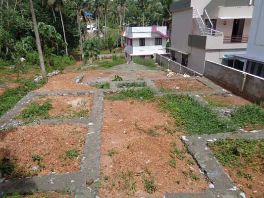 Residential House Plots for Sale at Peyad near Thirumala Trivandrum Kerala