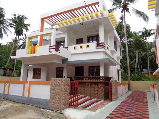 3 Bedrooms Residential House for Sale at Mangalapuram Trivandrum Kerala