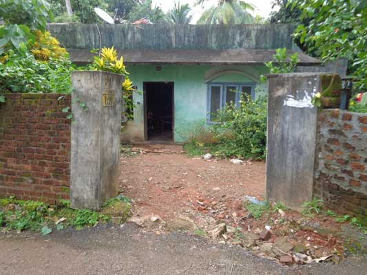 Residential House plot for Sale at Kudappanakunnu near Peroorkada Trivandrum Kerala