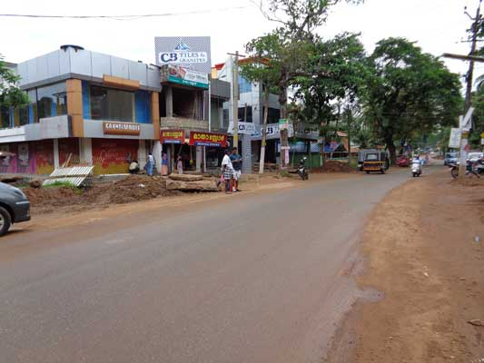 Building for Sale at Palode near Nedumangad Trivandrum Kerala