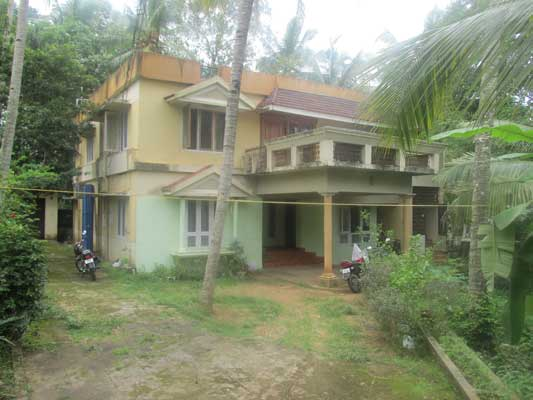 Residential House for Sale at Kodunganoor near Vattiyoorkavu Trivandrum Kerala