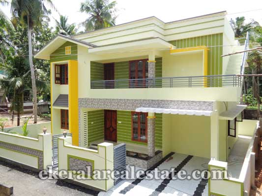 Trivandrum real estate kerala Brand new house near Kundamanbhagam Thirumala Trivandrum