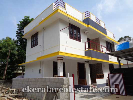 Trivandrum real estate Kerala Newly built House Vattiyoorkavu Trivandrum