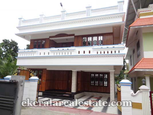 Trivandrum real estate Kerala Newly built House at Kunnapuzha Thirumala Trivandrum