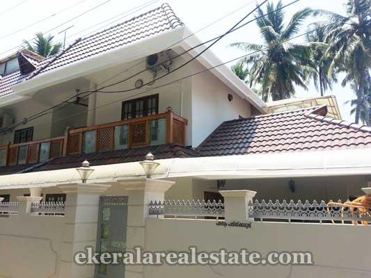 Residential posh House at Kudappanakunnu trivandrum real estate kerala