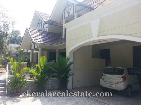 Residential posh House at Mannanthala trivandrum real estate kerala