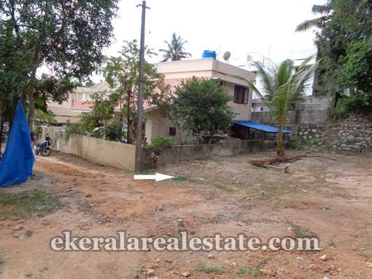 Land plot near Kundamankadavu Thirumala Trivandrum real estate kerala