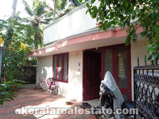 Trivandrum Kudappanakunnu 8 years old single storied house sale