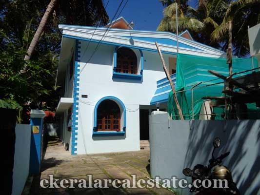 Trivandrum Kumarapuram Land and used House sale Trivandrum properties
