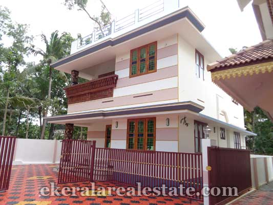 Independent New house at Pothencode Trivandrum Properties