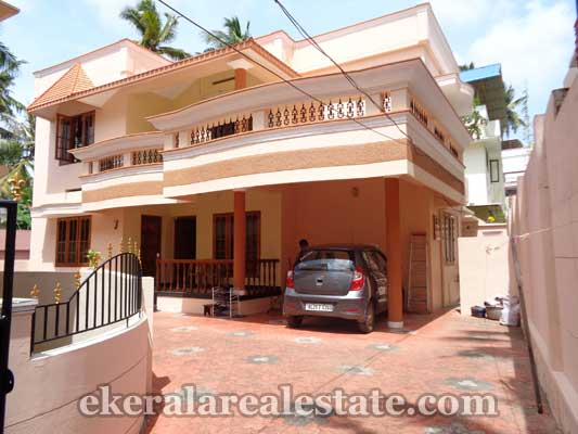Trivandrum Real estate Kerala Posh House at Pattom Trivandrum Kerala