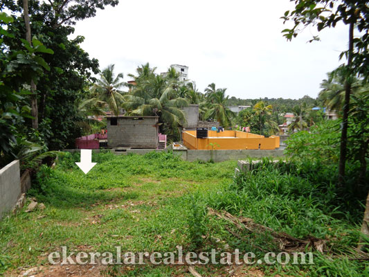 Trivandrum Real estate Kerala Residential land in Vazhayila Trivandrum Kerala