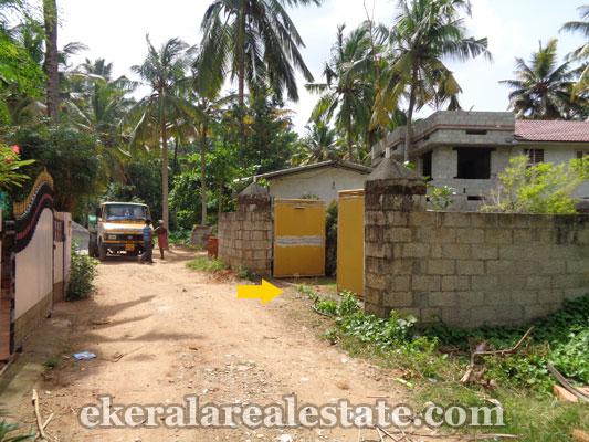 Kerala properties Ambalamukku Peroorkada house plots sale in trivandrum