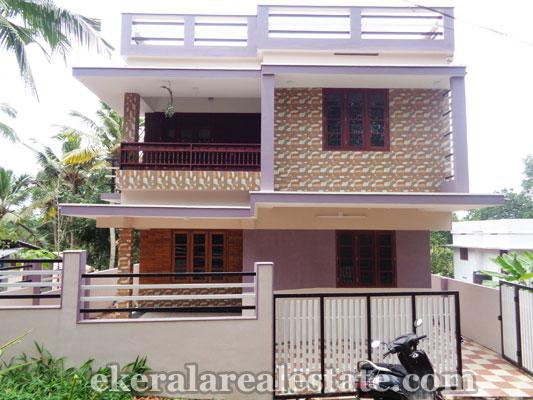 trivandrum real estate house sale in Chempazhanthy Sreekaryam trivandrum kerala house sale